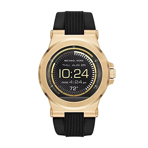 Smartphone Watch Round Face: Amazon.com