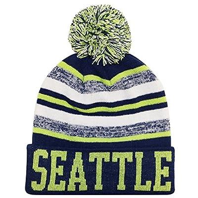Seattle City Hunter USA Blending Colors Men's Winter Hats