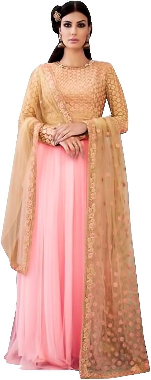 Bollywood Festival Collection Anarkali Salwar Suit Ceremony Punjabi Muslin Eid 561 1