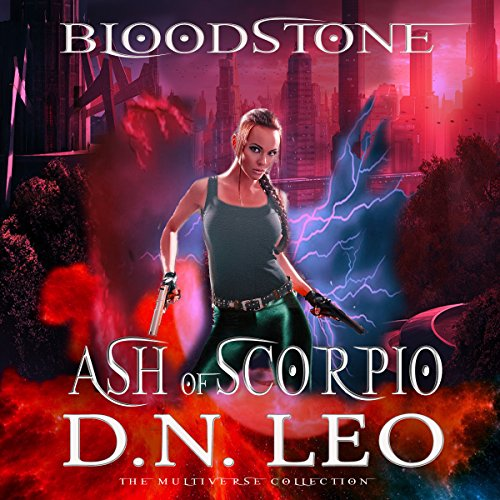 Ash of Scorpio cover art