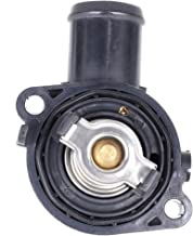 INEEDUP 5184570AJ 5184570AG Original Equipment Engine Coolant Thermostat Water Inlet Assembly Fit for 2011-2018 Dodge Grand Caravan,2011-2016 Chrysler Town Country