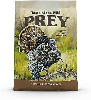Taste of The Wild Prey Turkey Formula for Dog with Limited Ingredients 11.4kg