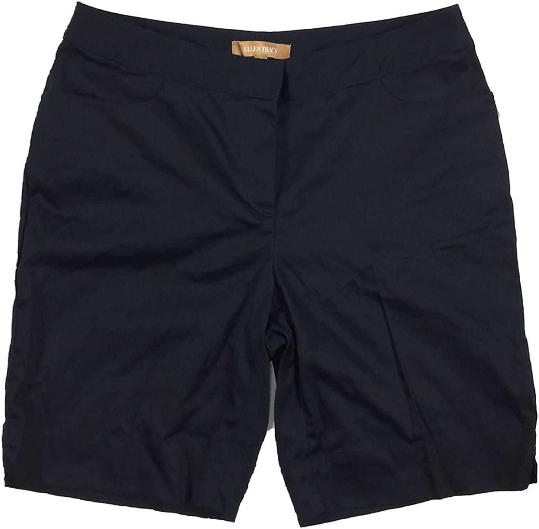 Ellen Tracy Weman Shorts. Black. Sixe  12.