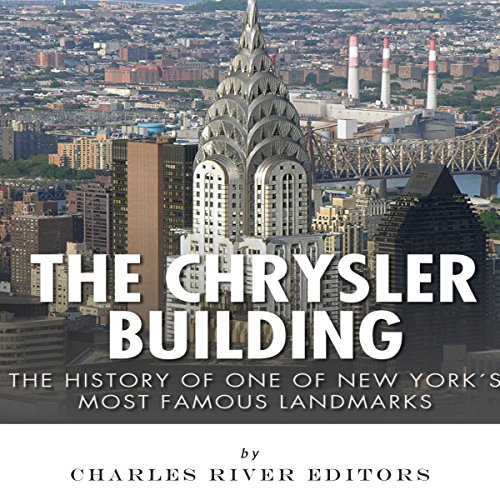 The Chrysler Building audiobook cover art