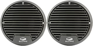 $29 » Sponsored Ad - GUZARE Boat Marine Speakers 3 Inch - 2 Way Waterproof Outdoor Audio Stereo Sound System Speaker with 140Wat...