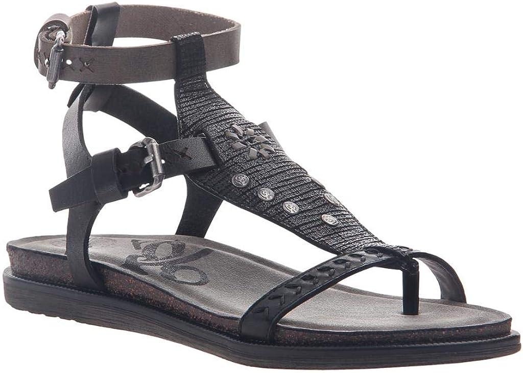OTBT Fashion Women's Financial sales sale Stargaze Sandals Flat