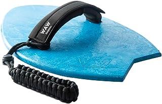 WAW Badfish Bodysurfing Handplane, Handboard, Body surf Plane, Hand Surfer, Recycled Ocean Plastics