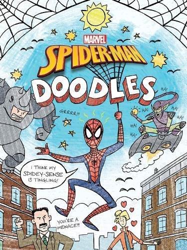 Spider-Man Doodles (Doodle Book)