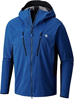 Men's Touren Hooded Softshell Jacket