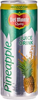 Del Monte Pineapple Juice Drink 240Ml