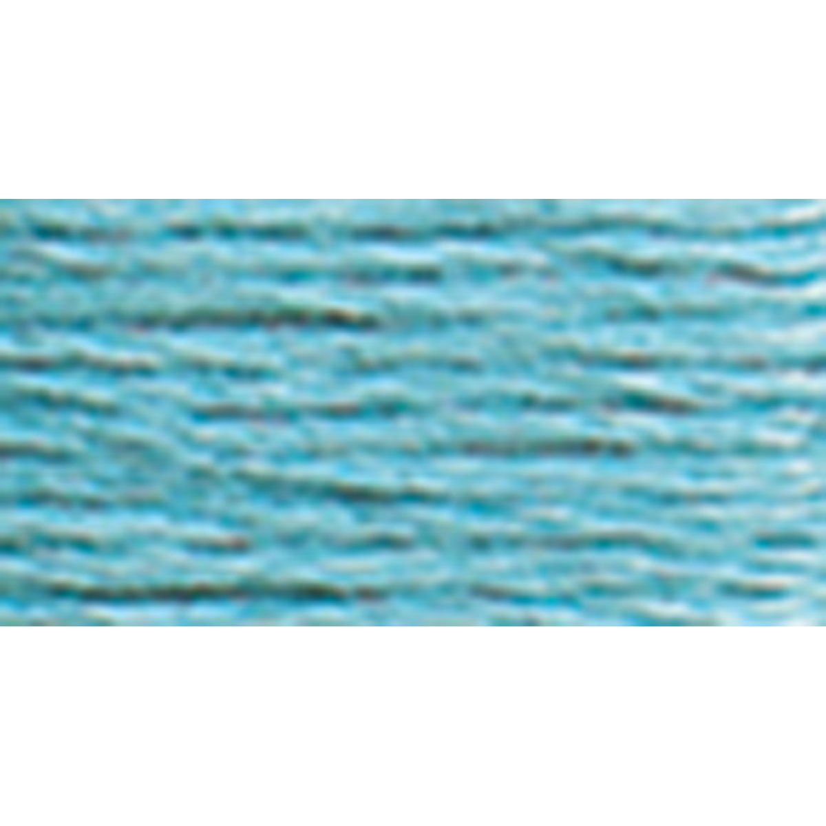 Light Baby Blue 8.7-Yard DMC 117-3756 Mouline Stranded Cotton Six Strand Embroidery Floss Thread