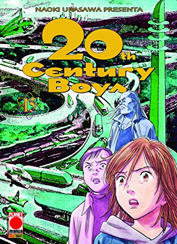 20th Century Boys Seconda Ristampa 15