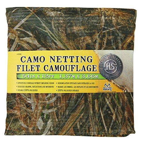 Hunters Specialties Mesh Netting, Realtree Advantage Max-5 Camo, 54' x...