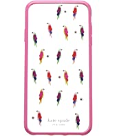 Kate Spade New York - Jeweled Flock Party Phone Case For iPhone XS Max
