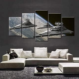 Best star destroyer wall art Reviews
