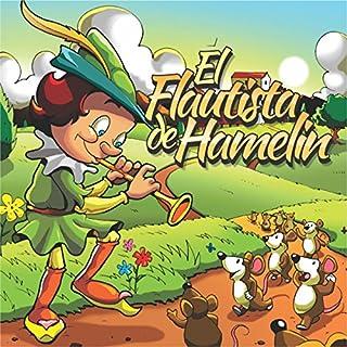 El Flautista de Hamelín [The Pied Piper of Hamelin] audiobook cover art
