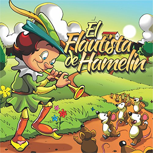 El Flautista de Hamelín [The Pied Piper of Hamelin] audiobook cover art