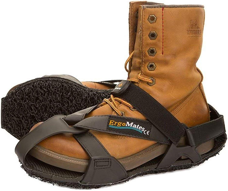 IMPACTO G88603XL Ergomates Anti-Fatigue Overshoe - Extra Large& 44; Work Boots Men 13-15