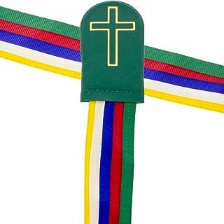 5 Woven Ribbon Bible Bookmark