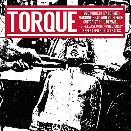 Torque (180 Gr.Red Lp+Mp3) [Vinyl LP]