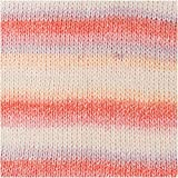 Rico Creative Melange Big Super Chunky - Ovillo de lana (100 g), color natural 031, color degradado