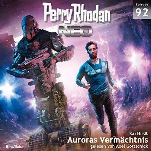 Auroras Vermächtnis Titelbild