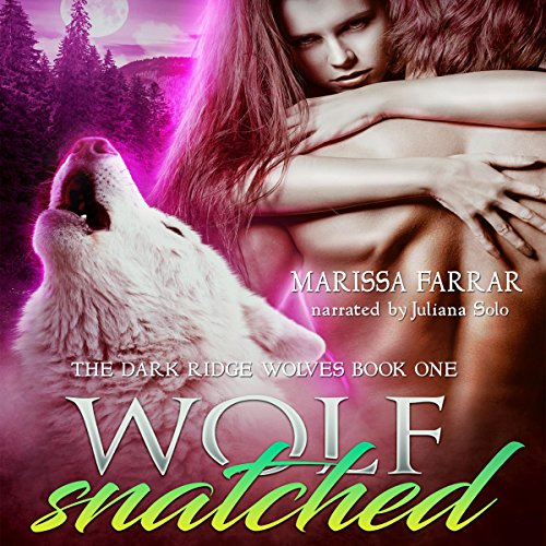 Wolf Snatched audiobook cover art