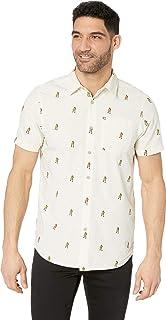 قميص Baytrail Jacquard رجالي بأكمام قصيرة من The North Face