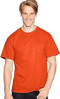 Hanes Tagless Adult Pocket T-Shirt