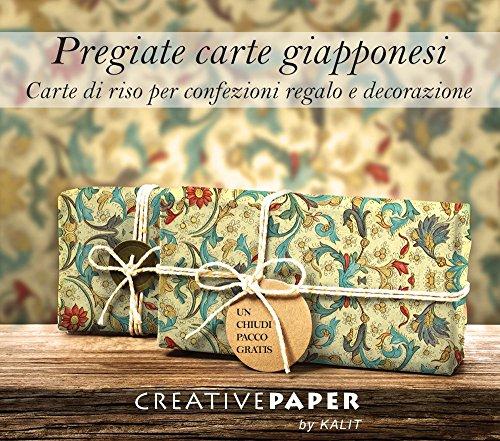 Japanische Geschenkpapier und Dekorationspapier: Florentiner papier