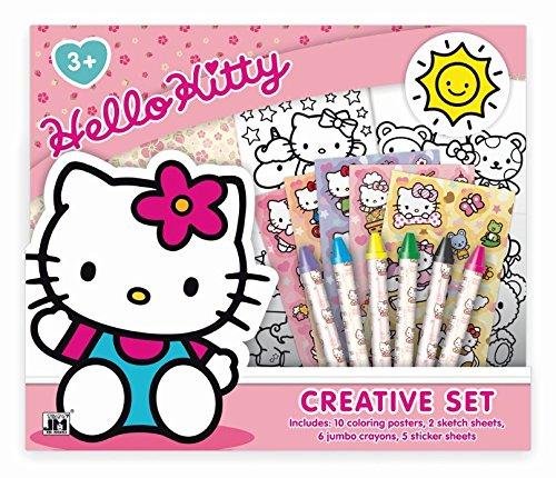 Jiri Models 7722201 - Creative Set - Hello Kitty