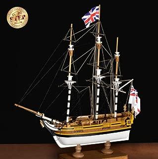 HMS Bounty First Step - Model Ship Kit by Amati