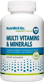 Nutribiotic, Multi Vitamins & Minerals, 180 caps