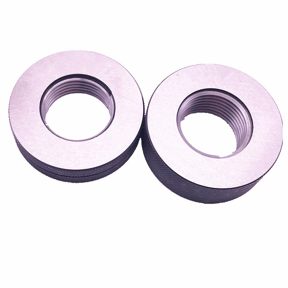 M22 x Manufacturer direct delivery security 2.5 Thread Ring gage 6g 100% Fe calibrated NOGO by GO Ship