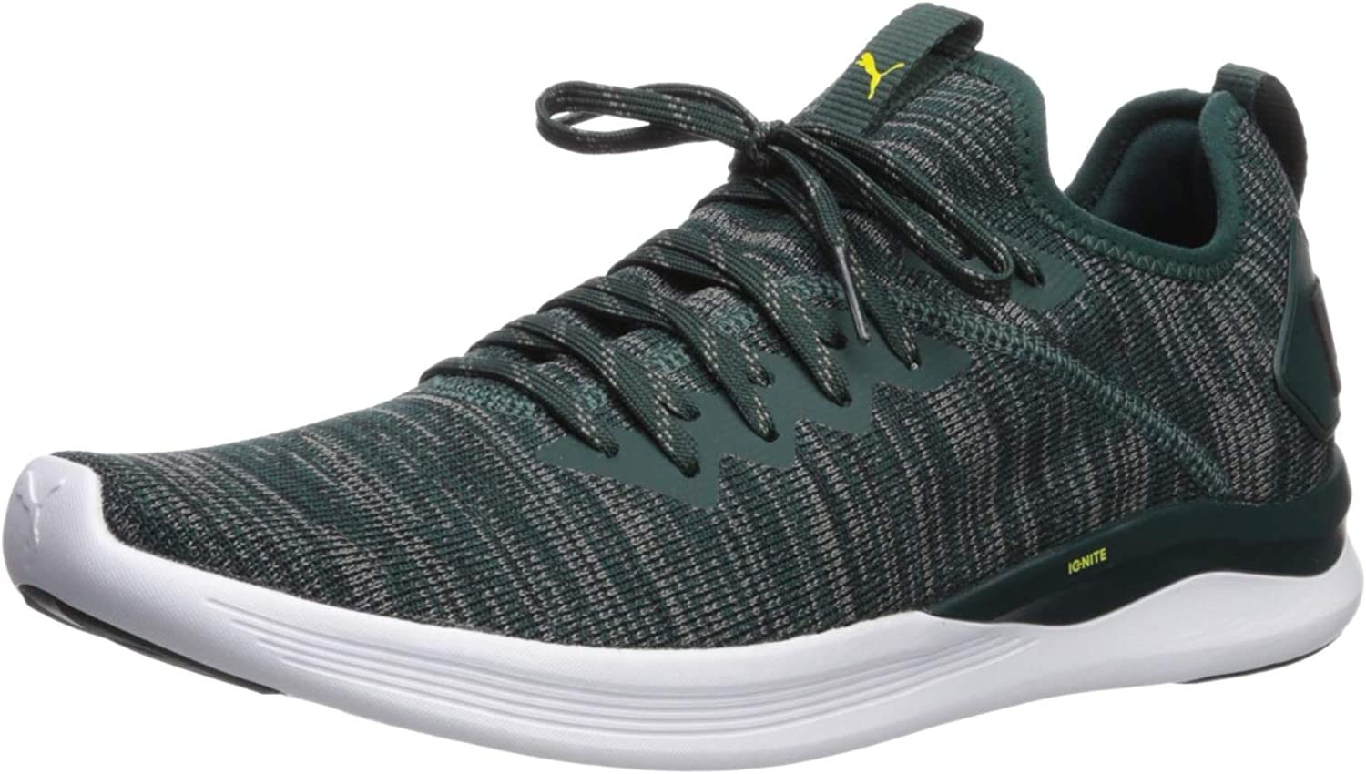 PUMA Unisex-Adult Ignite Flash Evoknit Sneakers