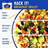 Mountain House Breakfast Skillet   Freeze Dried Backpacking & Camping Food   2 Servings   Gluten-Free #3