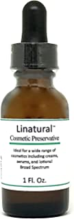Linatural, Broad Spectrum Preservative for Serum and Cosmetic Use, 1 oz.