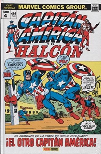 Capitán América Y El Halcón. ¡El Otro Capitán América!