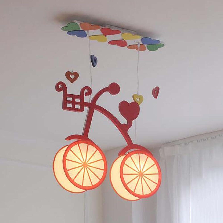 Deckenleuchte FUFU Retro-Fahrrad-Kinder Beleuchtung ...