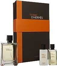 Hermes Terre d'Hermes 100ML EDT 3 Pcs. Gift Set for Men
