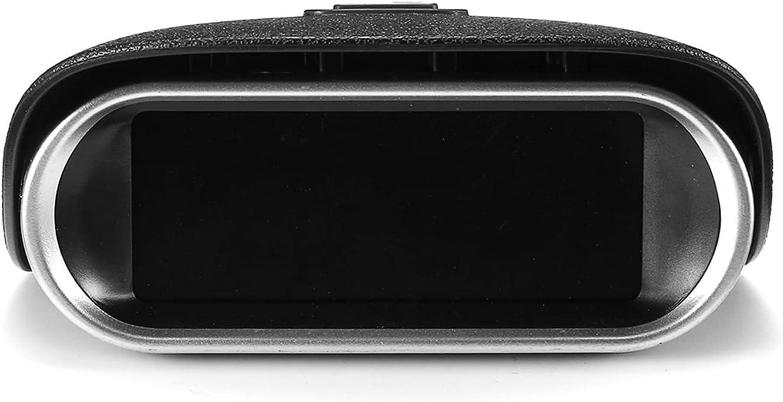 PINGGUO BOOY-Store LCD Digital 12V 24V Excavadora Camión de Coche Tacómetro de tacómetro para Motor de Barco RPM Meter Ajuste para Diesel Moto 50-9999RPM Auto Gauge TACOMETRO