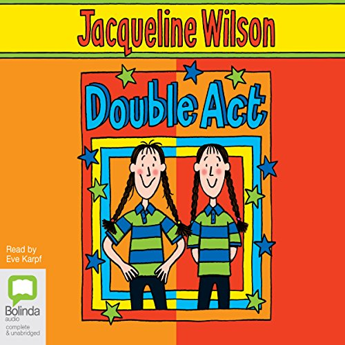 Double Act  audiobook cover art