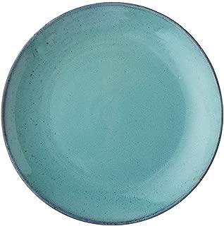 Eoco Dinnerware Service Vintage Ceramic Home Large Plate Tableware For Dessert Fondue Pasta Pie Pizza Salad Sushi Plate