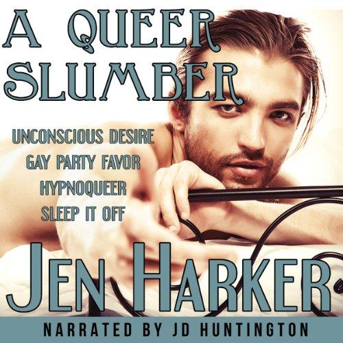 A Queer Slumber audiobook cover art