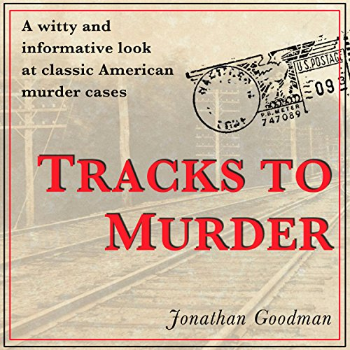 Tracks to Murder cover art