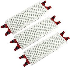 wuxinye Nowa mikrofibra podłogowa Podkładki MOP Wymiana Fit dla Vileda Ultramax Mop Refill Fit for O Cedar MOP (Color : 3pcs)