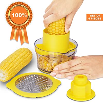 Corn Peeler Corn Remover Kitchen Tools - Corn C...