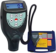TR-CM-8825FN Magnetic Induction F Eddy Current NF Probe Coating Thickness Gauge Car Paint Meter 0 ~ 1250 um