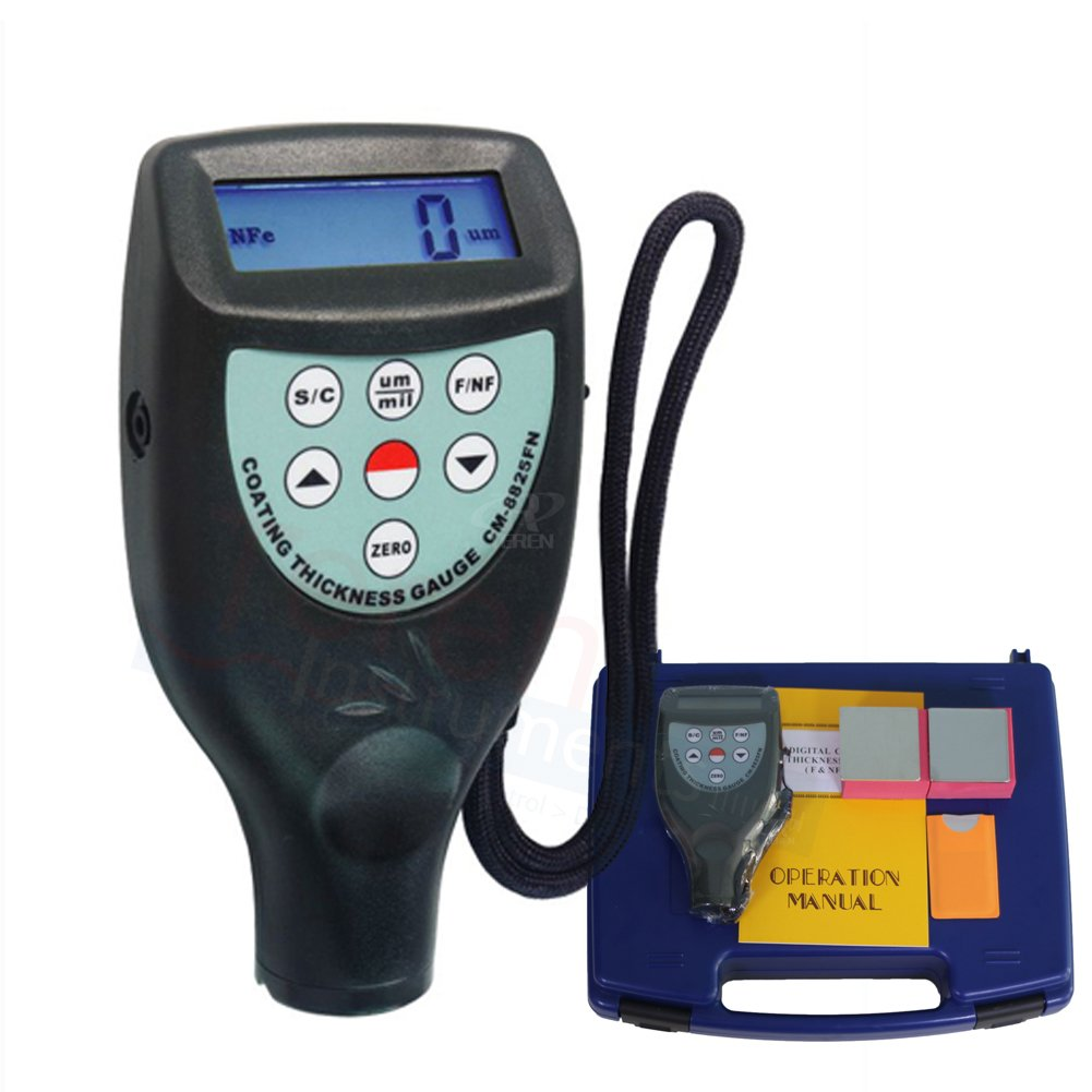 TR-CM-8825FN Magnetic Induction F Eddy Max 70% OFF Coating Probe Current NF excellence