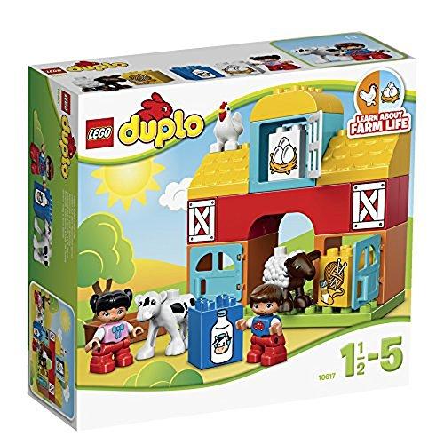 LEGO Duplo - Mi Primera Granja, (10617)